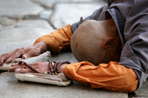 Man from Tibet